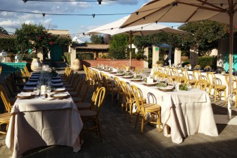Country wedding venue in Sardinia