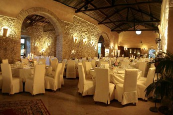 historic wedding venue in Sardinia