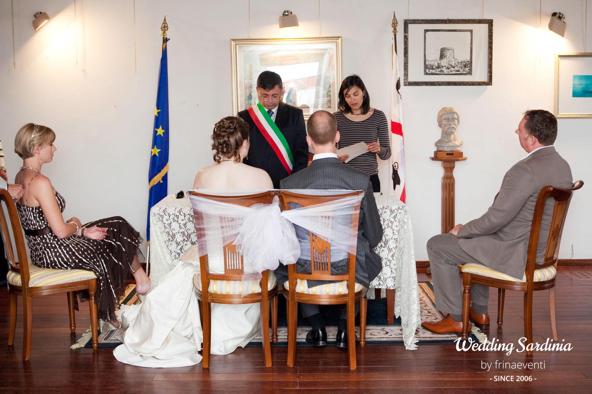 Civil ceremonies in sardinia frinaeventi wedding planners civil wedding ceremonies in sardinia junglespirit Gallery