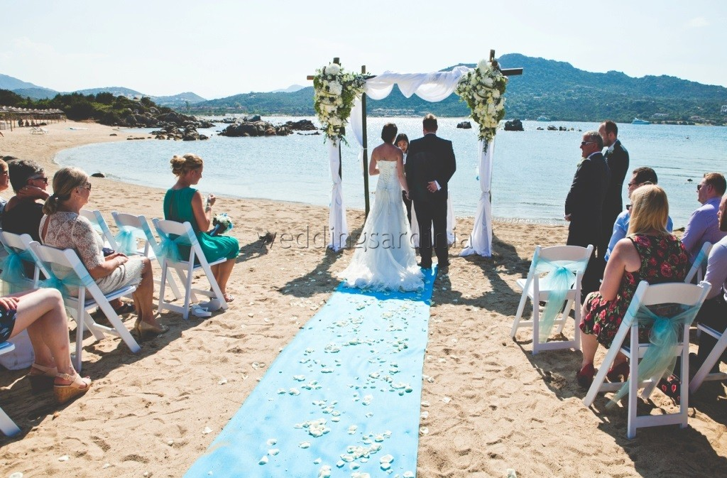 Phi beach sardinia wedding