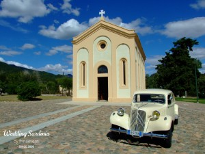 catholic wedding in Sardinia