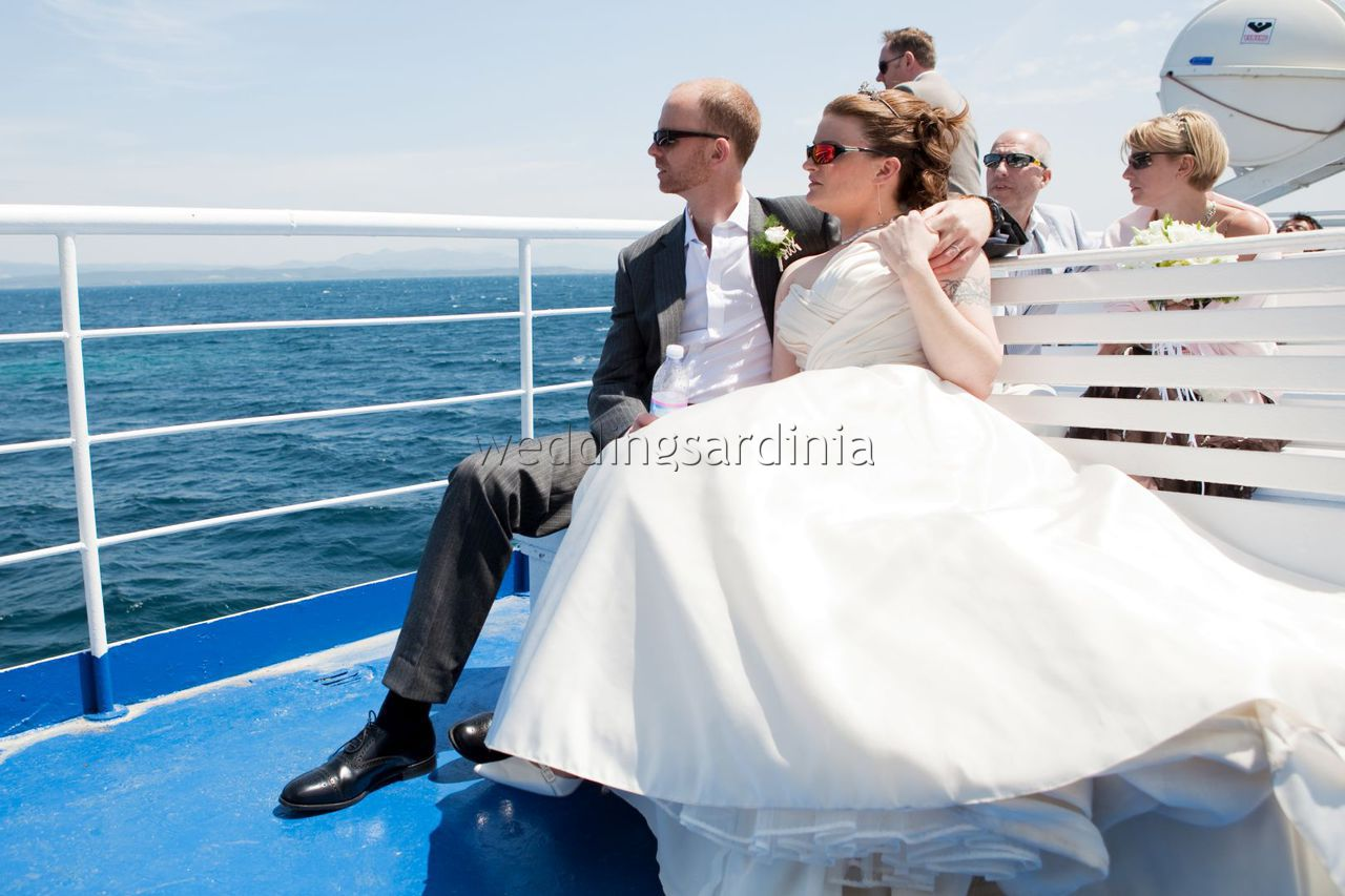 wedding in calasetta sardinia