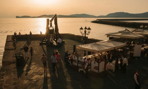 catholic wedding in Alghero