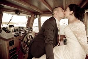 wedding on boat in Sardinia (1)