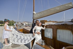 wedding on boat in Sardinia (6)