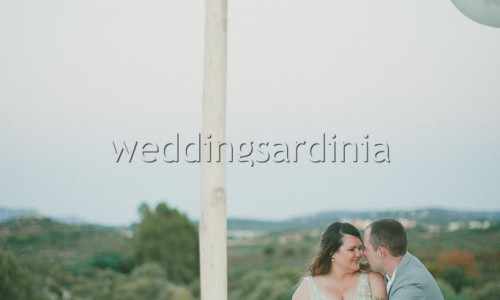 A&W garden wedding olbia