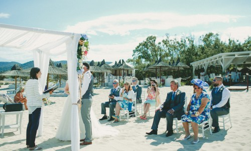 L&N beach wedding Sardinia