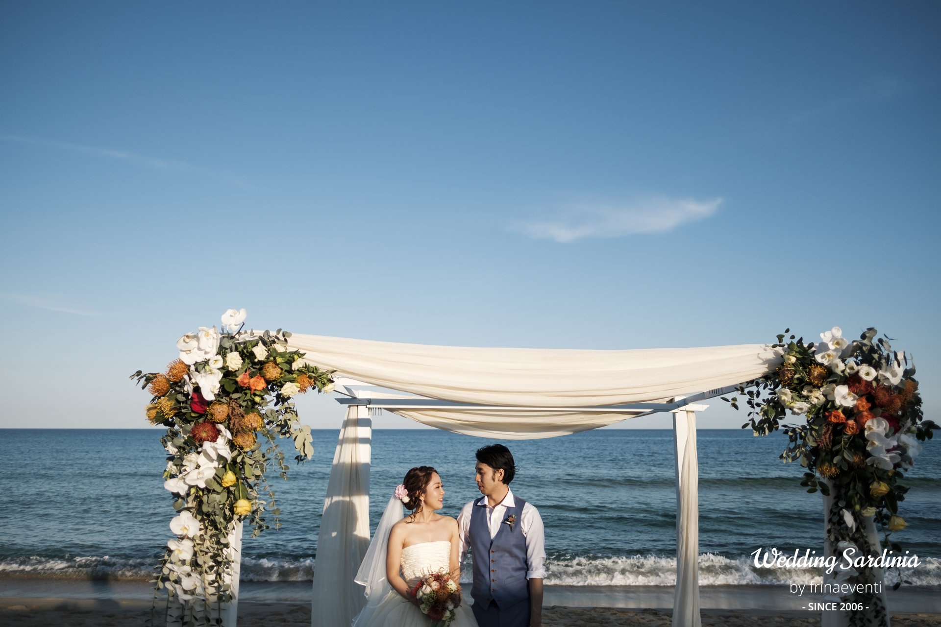 japanese beach wedding