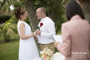 Elopement in Sardinia