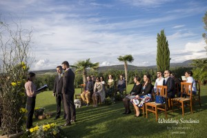 same sex wedding in Sardinia